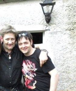 '…genius, I should break your f*@#~%g hands!' – Shane MacGowan